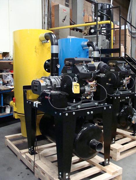 DuroVac Industrial Vacuum