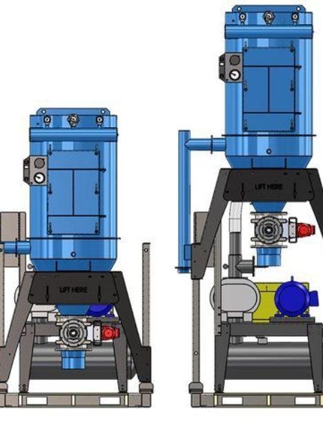 DuroVac Industrial Vacuum EL