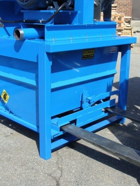 DuroVac Industrial Vacuum Forklift