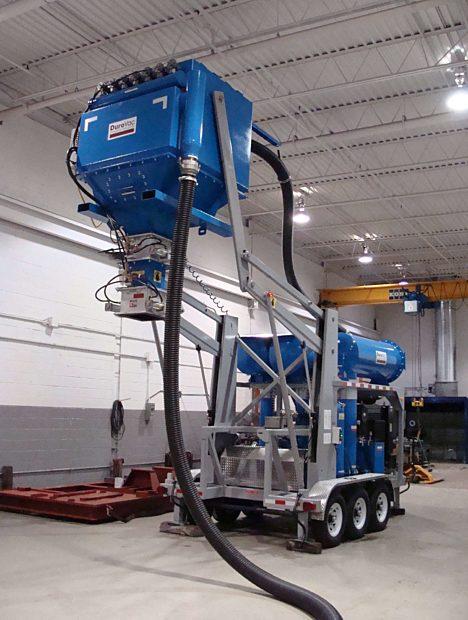 Goliath Industrial Vacuum Truck