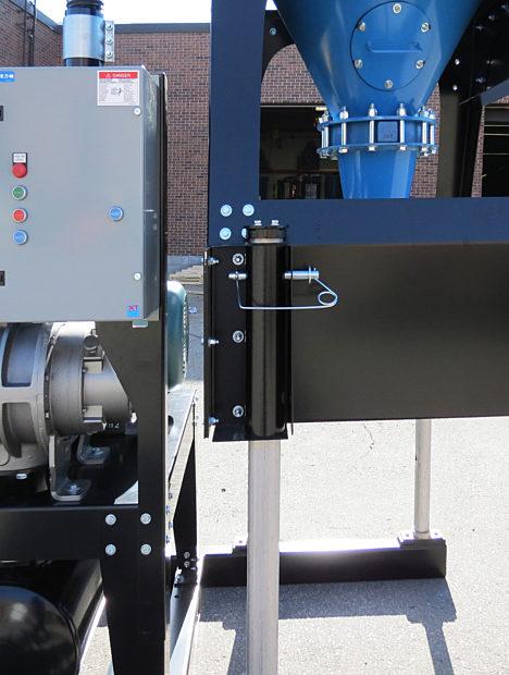 Industrial Vacuum Controls