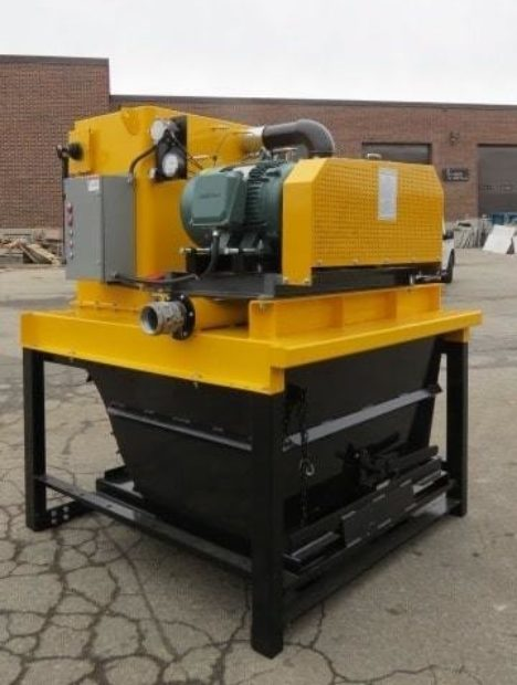 30-40hp PLS PowerLift Industrial Vacuum