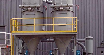 Multi-Operator Industrial Vacuum