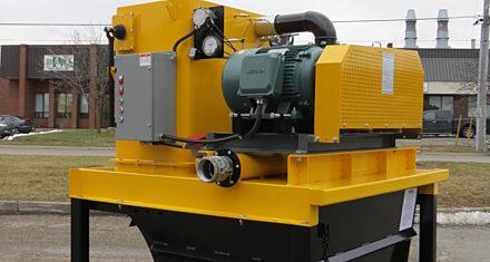 Portable Industrial Vacuum - Powerlift Silica Series