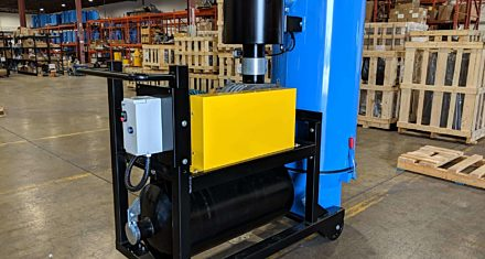 Portable DVP Industrial Vacuum
