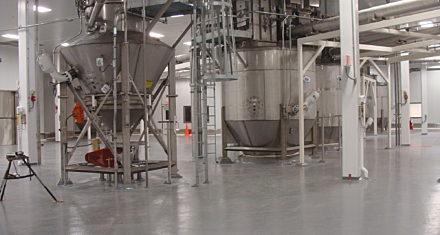 Sugar Industry Vacuum