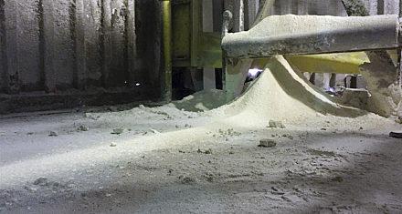 Cement Vacuum