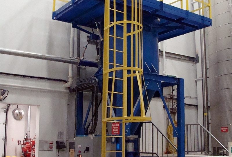 Material Loading Industrial Central Vacuum System by DuroVac Image 1