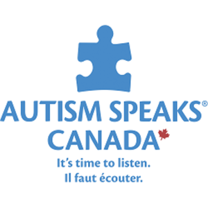 Autism speaks canada charity banner