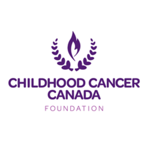 Childhood cancer canda charity banner