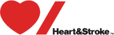 Heart and stroke charity banner
