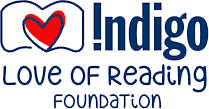 Indigo love charity banner