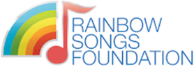 Rainbow songs banner