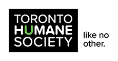 Toronto humane society charity banner