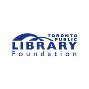 Toronto public library vertical