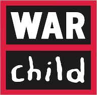 War child charity banner