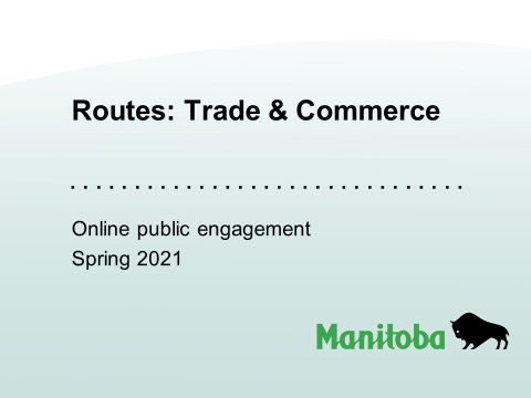 Link to public presentation for Route: Trade & Commerce