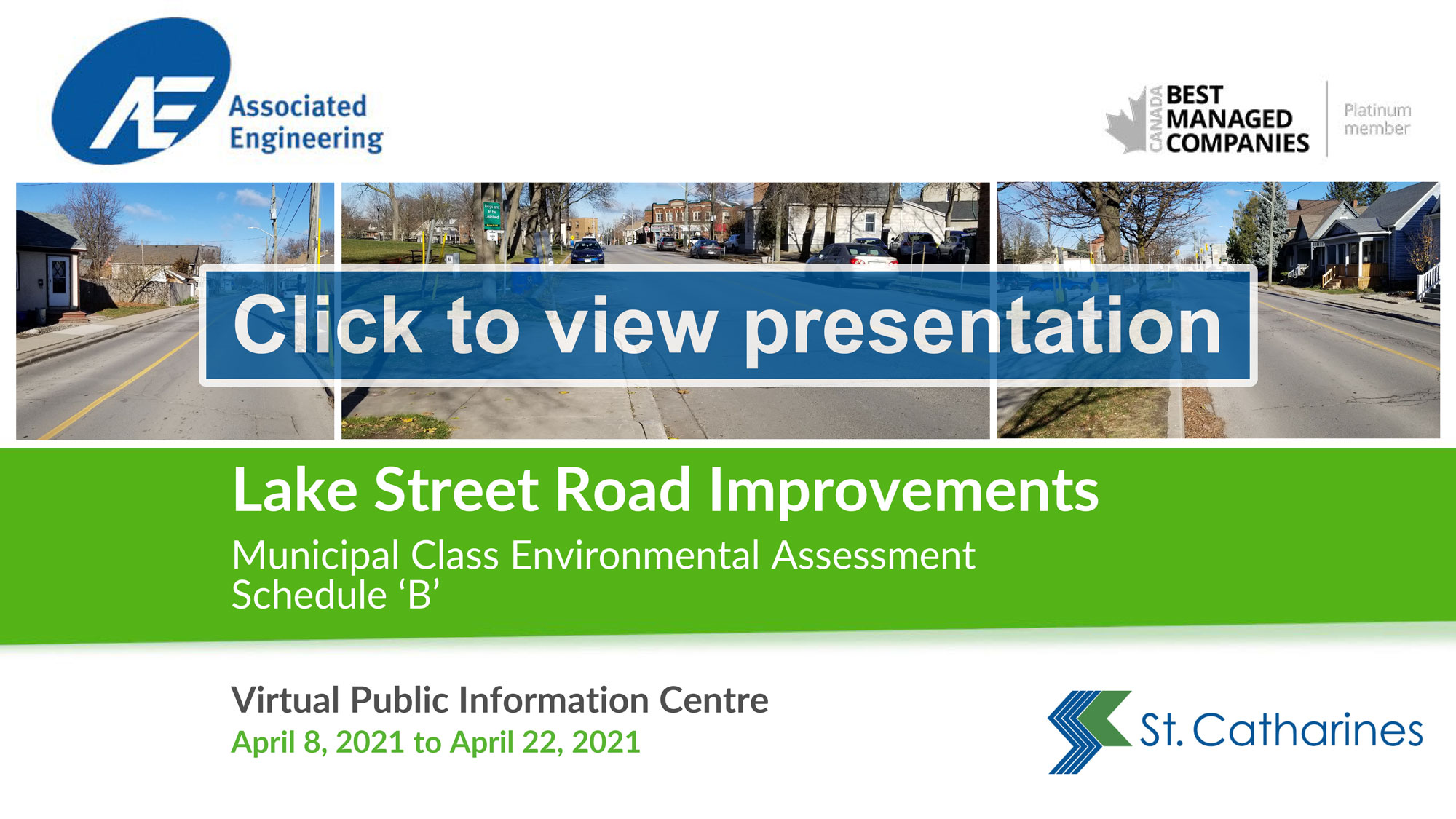 Click image to view Lake Street Presentation