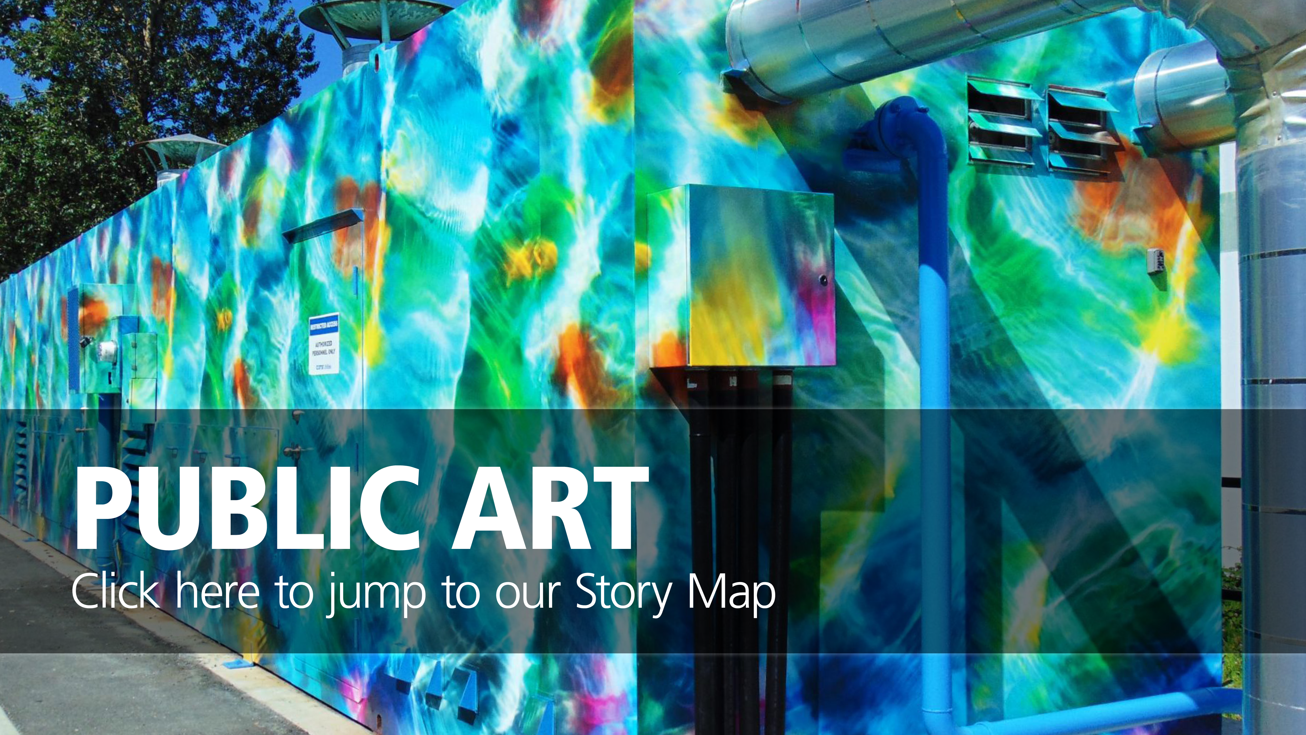 Public Art Storymap