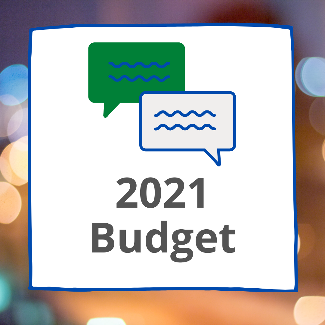 District of Mission 2021 Budget