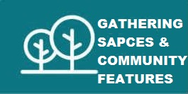 Gathering Spaces & community Features Options & tradeoffs