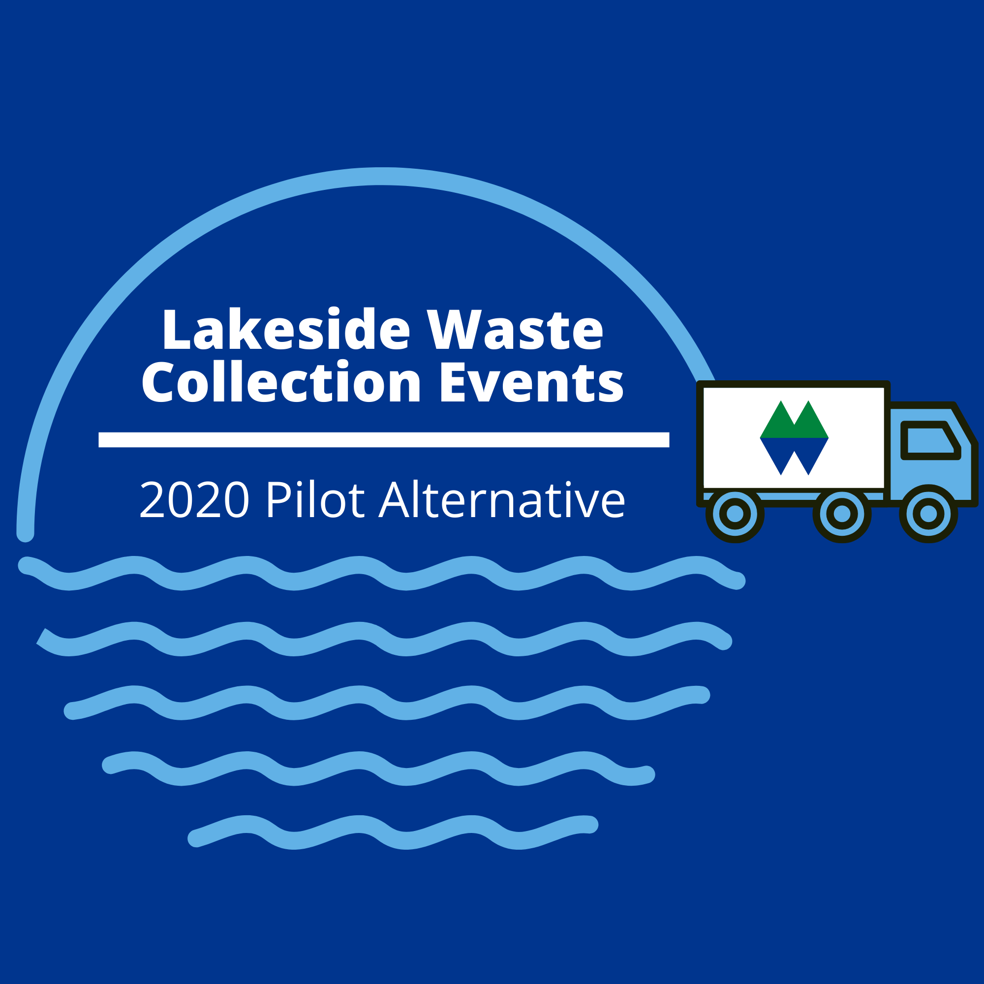 Lakeside Waste Collection Events