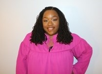 A photo of Channon Oyeniran, Vice President - Ontario Black History Society (facilitator)