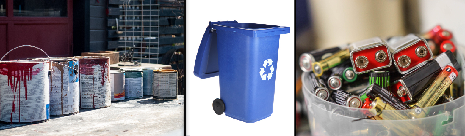 Recycling in Manitoba banner