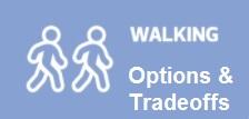 Walking Options & Tradeoffs