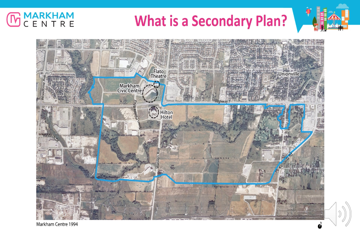 What is a Secondary Plan?