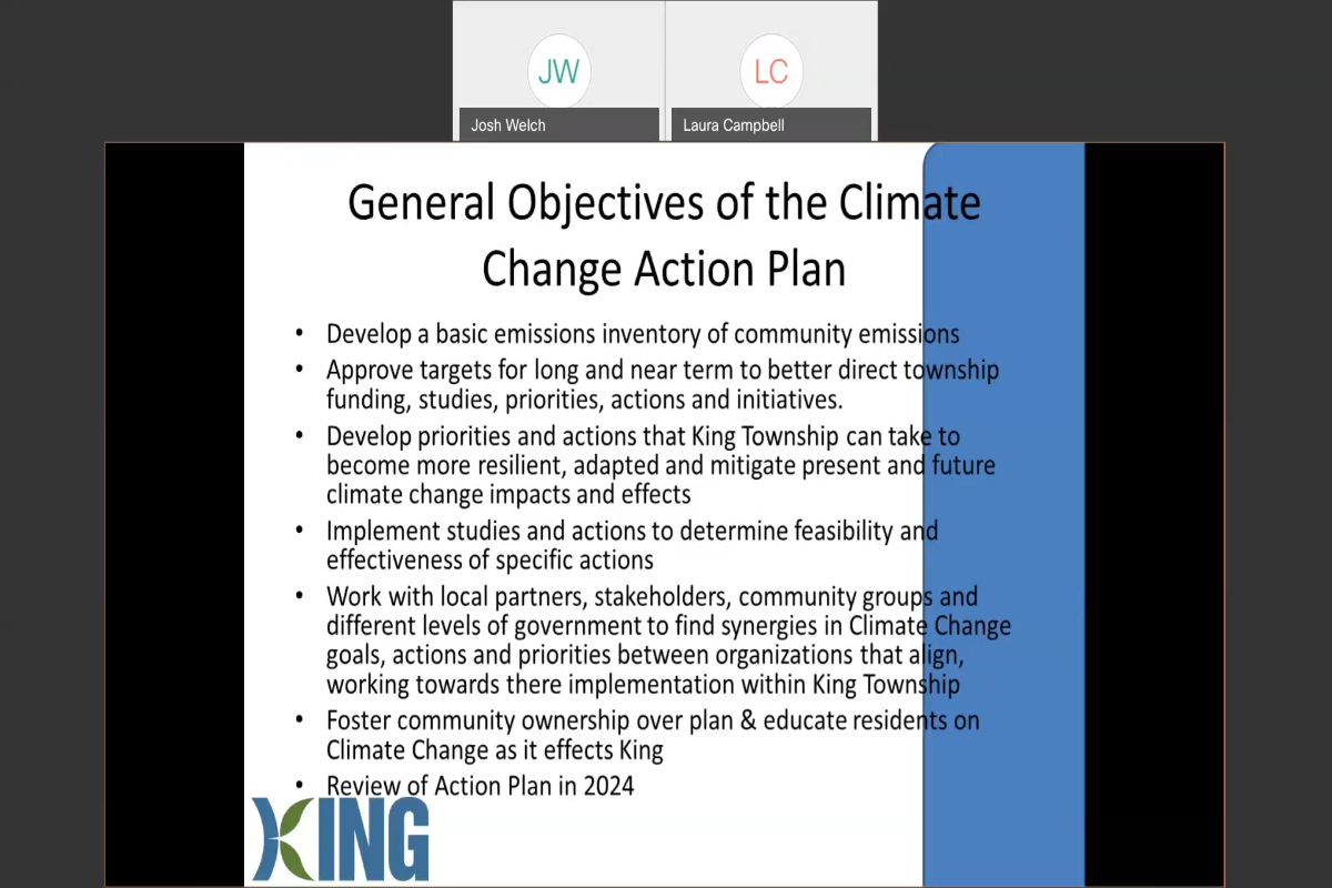 Climate Change Action Plan Webinar 2