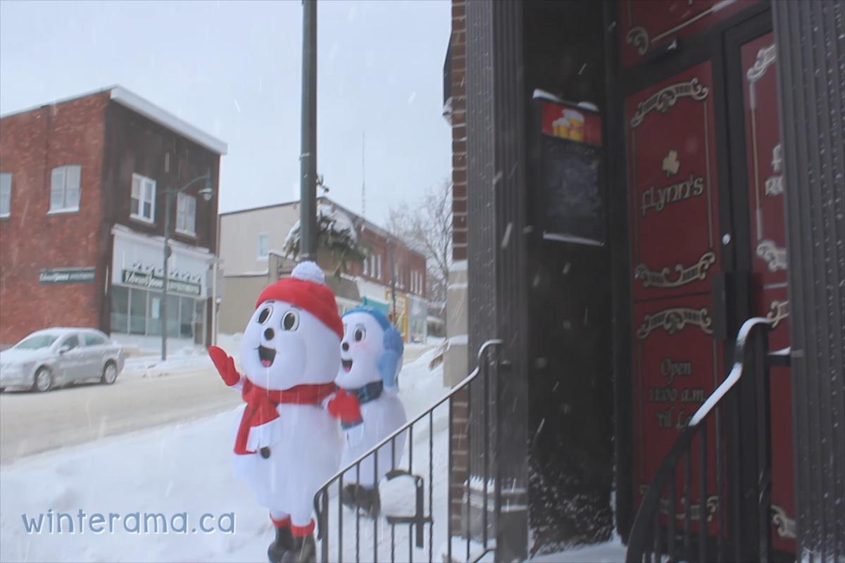 Winterama Video
