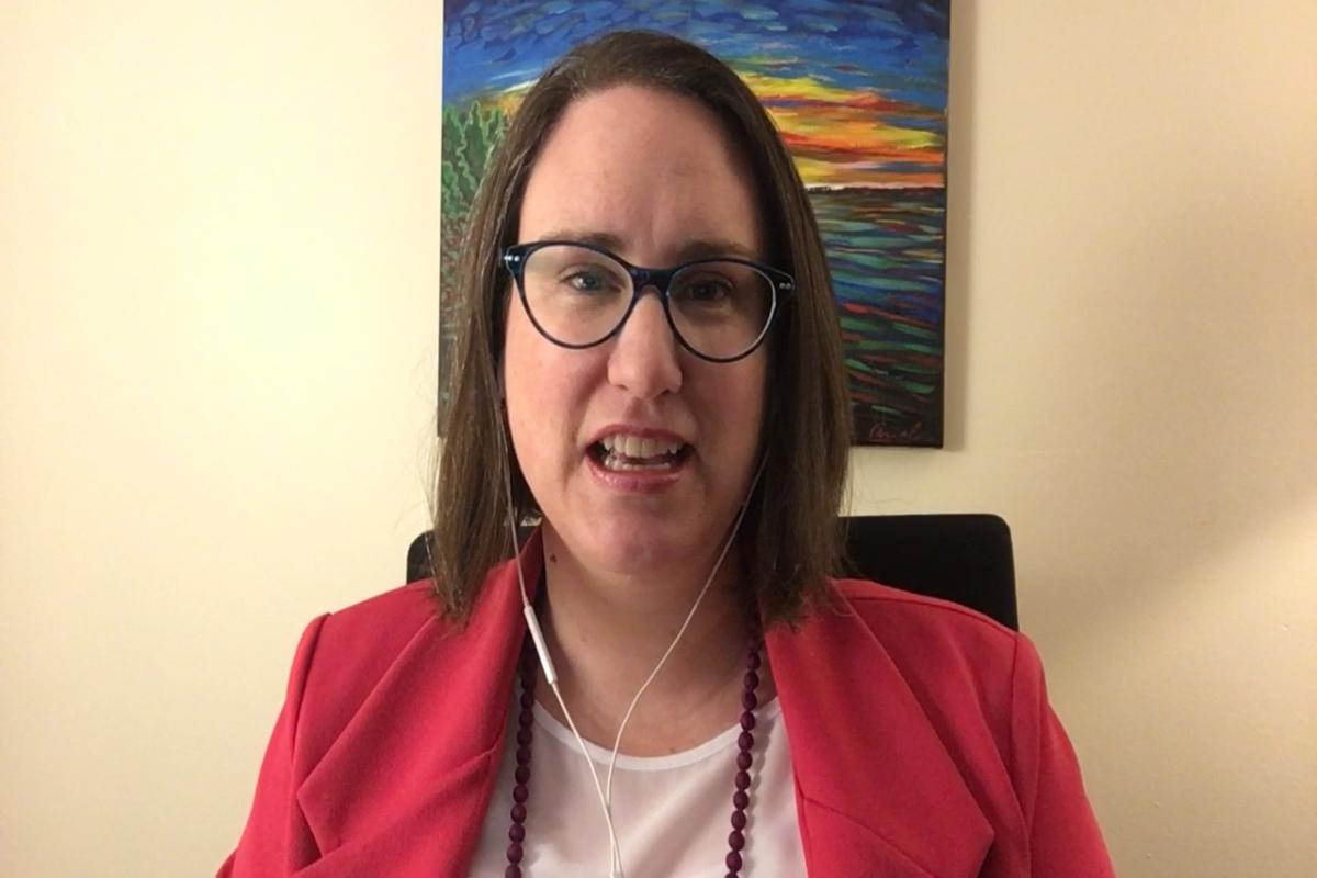 Le budget participatif d'Ahuntsic-Cartierville par la mairesse
