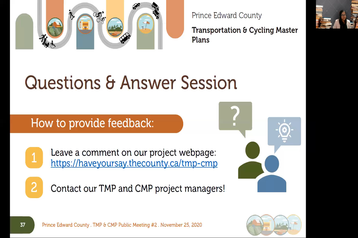 Join the second Public Input Session!