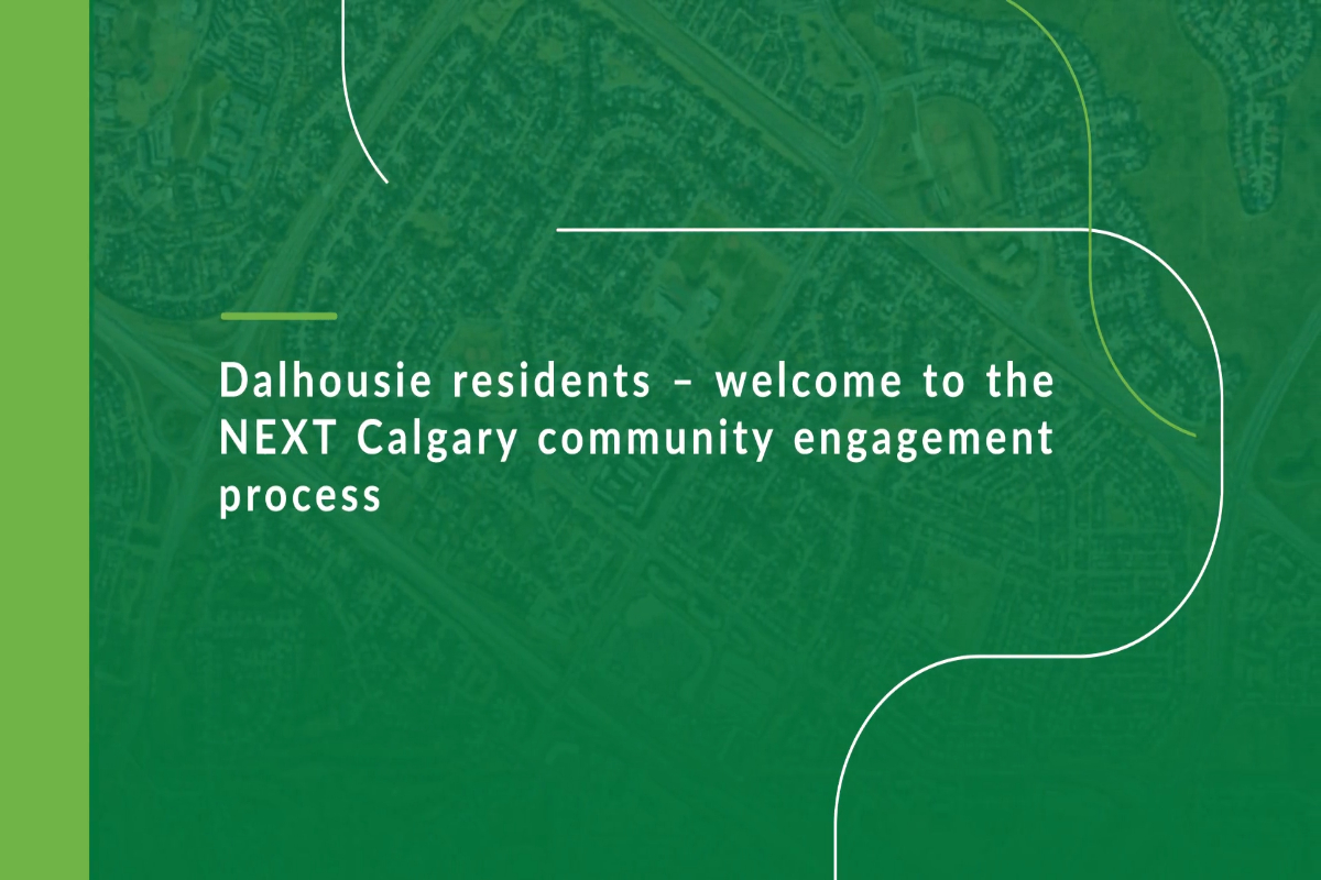 Welcome to Next Calgary Project!