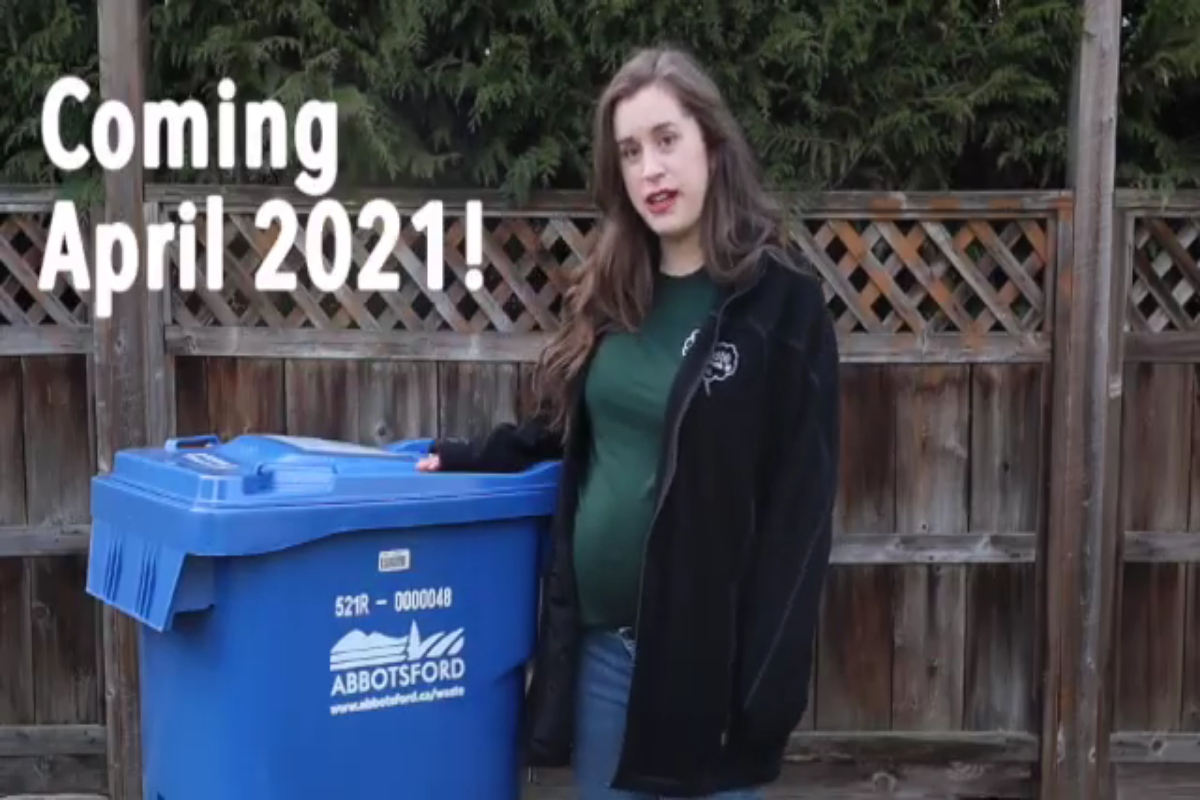 Meet Your Recycling Cart