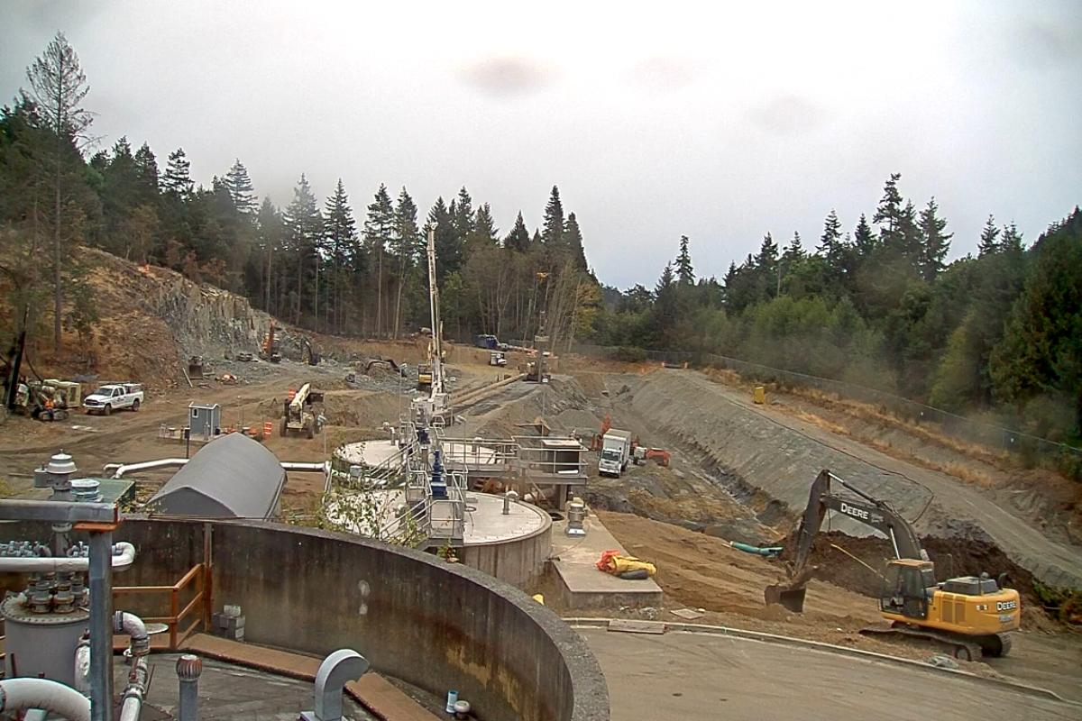 Construction Time Lapse