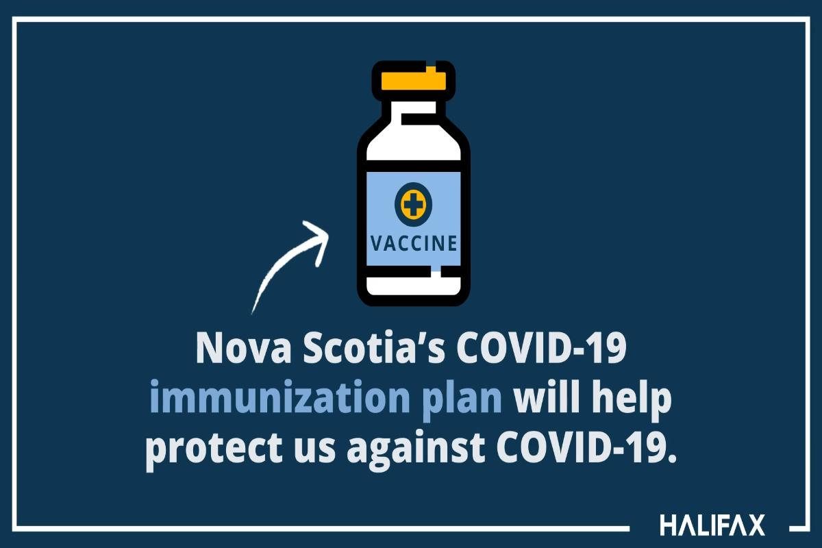 Learn more about Nova Scotia's immunization plan