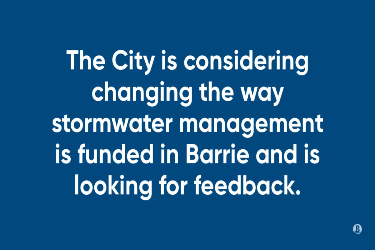 What is the proposed Stormwater Climate Action Fund?