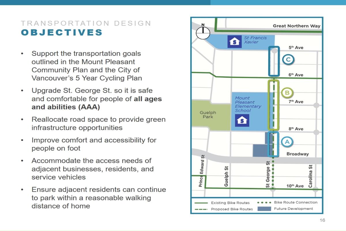Transportation feasibility