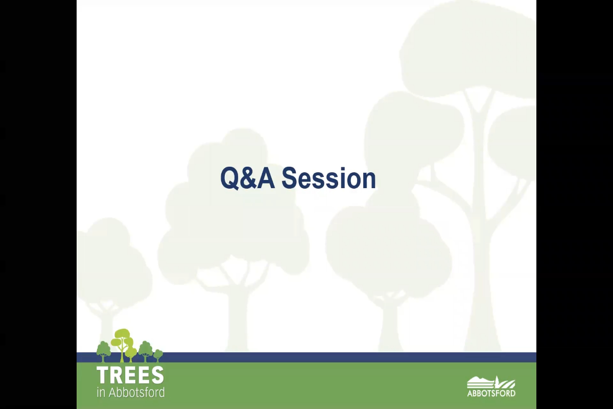 July 14, 2021 Virtual Open House - Question and Answers