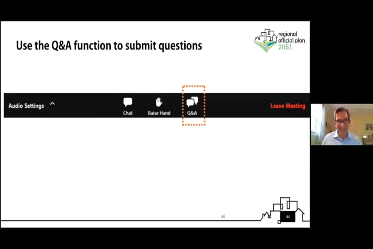 Q & A Portion from the 2nd Ask-A-Planner Webinar - June 24, 2021 - Part 2
