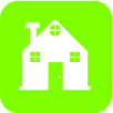 Stable housing icon
