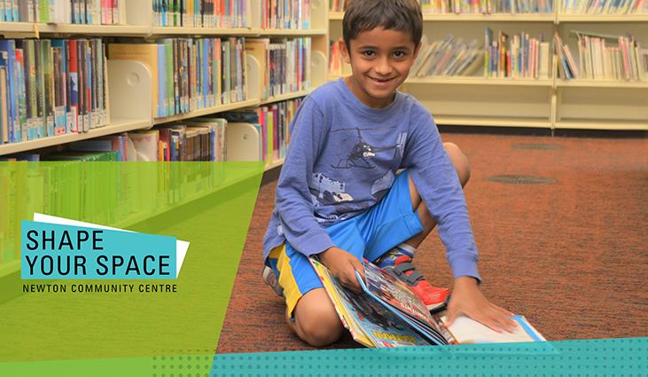 """""""Shape Your Space: Newton Community Centre"""""""