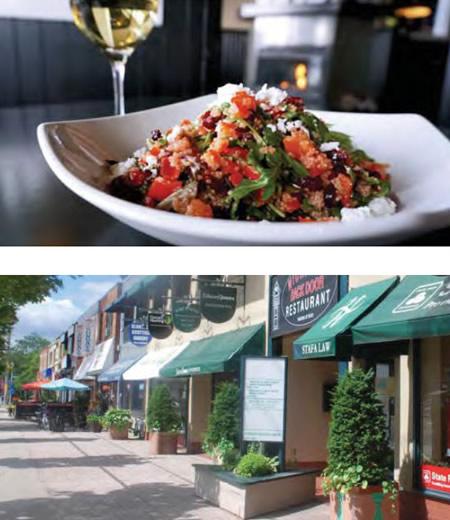 Restaurants in Clarkson