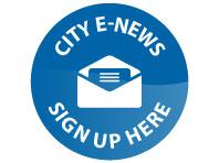 E news button