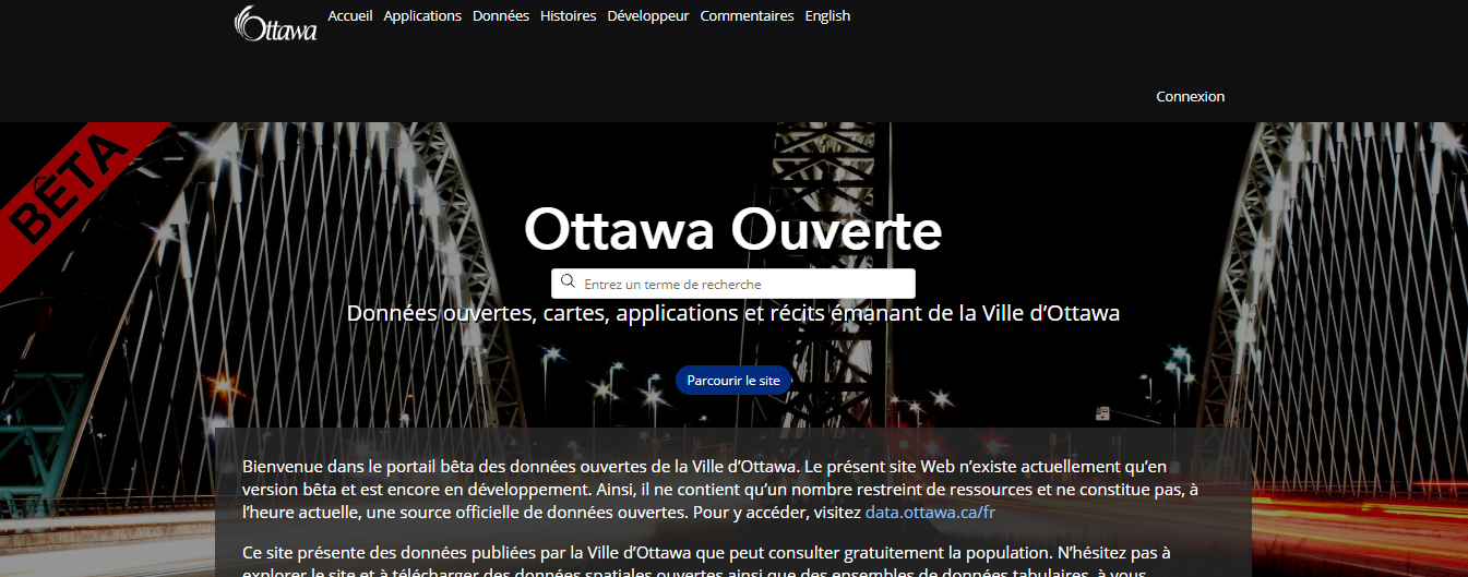 Ottawa ouverte