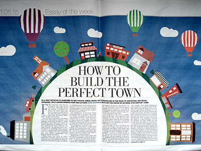 How to build the perfect town