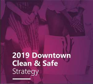 Clean and safe front cover image
