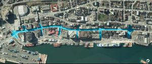 Water street visual
